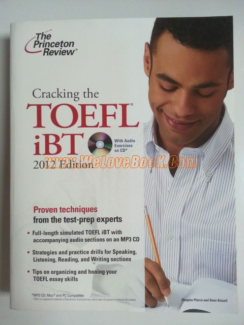 Cracking-the-TOEFL-iBT-2012-Edition-with-Audio-exercises-on-CD*