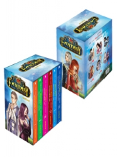 BoxSet The Last Fantasy  The Origin เล่ม 1-6