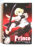Half Prince  (1/2) เล่ม 7-15 (9 เล่ม) (รูปแทน)