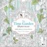 The Time Garden มิติแห่งกาลเวลา + ดินสอสี Staedler 12 แท่ง (สมุดภาพระบายสี)