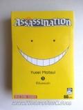 การ์ตูน Assassination classroom เล่ม 1-3
