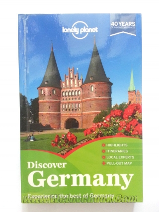 Lonely-planet-Discover-Germany-english- นิยาย หนังสือ นิยาย