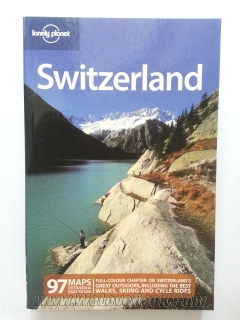 Lonely-planet-Switzerland-english-