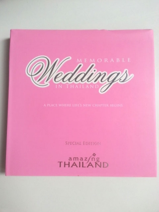 Memorable-Wedding-In-Thailand Vorasarin-Tangchaisak-John-T.-Webb หนังสือ นิยาย