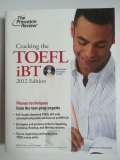 Cracking the TOEFL iBT 2012 Edition with Audio exercises on CD*
